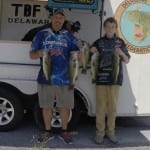 1st Bobby Smith and John Kopp 14.01lb